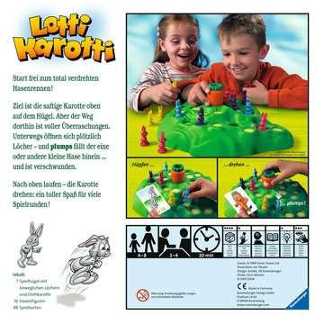 21556 Kinderspiele Lotti Karotti von Ravensburger 2