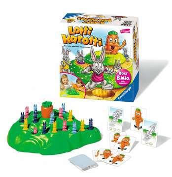21556 Kinderspiele Lotti Karotti von Ravensburger 3