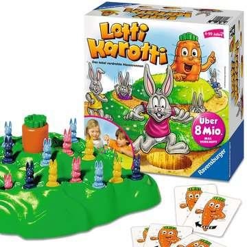 Lotti Karotti Spiele;Kinderspiele - Bild 4 - Ravensburger
