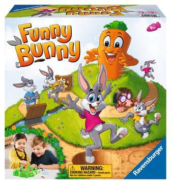 Funny Bunny Games;Children s Games - image 1 - Ravensburger