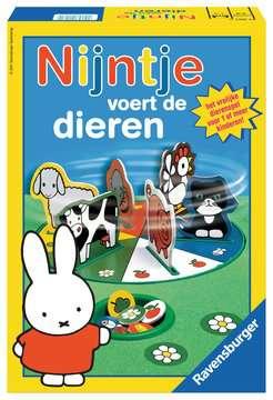 nijntje voert de dieren Spellen;Vrolijke kinderspellen - image 1 - Ravensburger