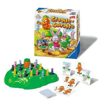 Croque-carotte Jeux;Jeux pour enfants - Image 2 - Ravensburger