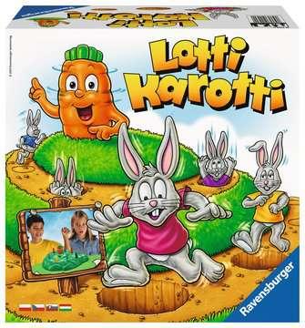 Lotti Karotti Hry;Zábavné dětské hry - obrázek 1 - Ravensburger
