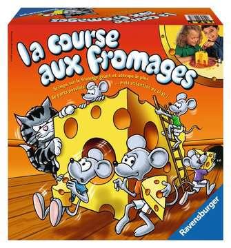 La course aux fromages Jeux;Jeux pour enfants - Image 1 - Ravensburger