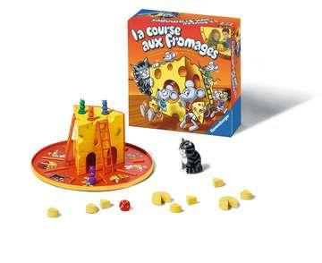 La course aux fromages Jeux;Jeux pour enfants - Image 2 - Ravensburger
