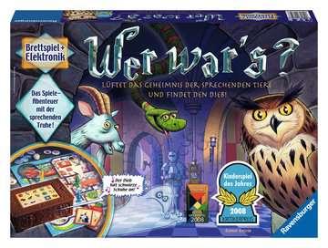 Wer war s? Spiele;Kinderspiele - Bild 1 - Ravensburger