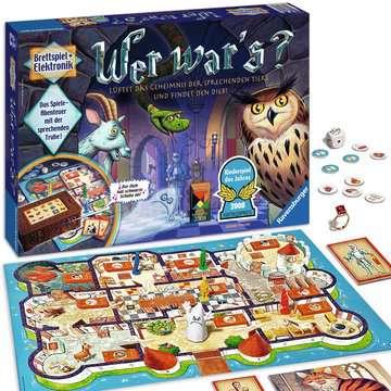 Wer war s? Spiele;Kinderspiele - Bild 4 - Ravensburger