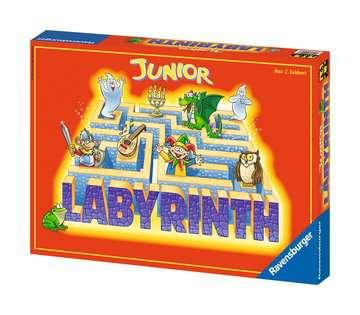LABIRYNT JUNIOR Gry;Gry dla dzieci - Zdjęcie 1 - Ravensburger