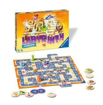 Junior Labyrinth Spil;Børnespil - Billede 2 - Ravensburger