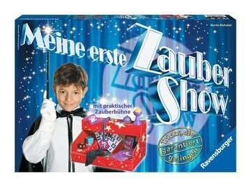 Meine erste Zaubershow Spiele;Kinderspiele - Bild 1 - Ravensburger