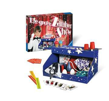 Die große Zaubershow Spiele;Kinderspiele - Bild 3 - Ravensburger