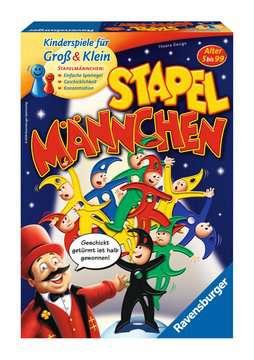 21962 Kinderspiele Stapelmännchen von Ravensburger 1