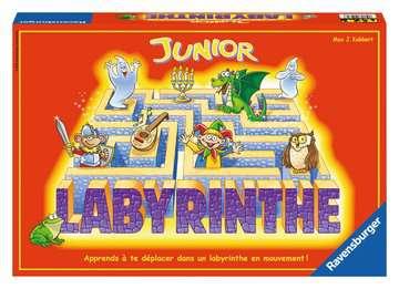 Labyrinthe Junior Jeux;Jeux pour enfants - Image 1 - Ravensburger