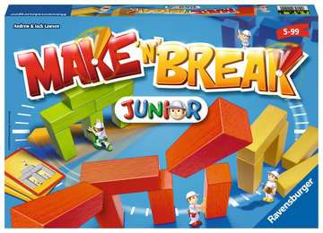 Make  N  Break Junior Games;Children's Games - image 1 - Ravensburger