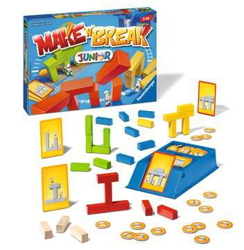 22009 Kinderspiele Make  n  Break Junior von Ravensburger 2