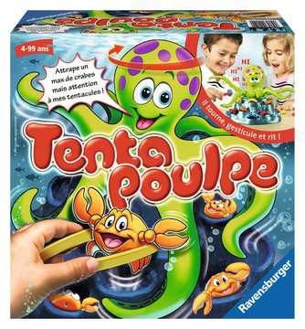 Tenta Poulpe Jeux;Jeux pour enfants - Image 1 - Ravensburger