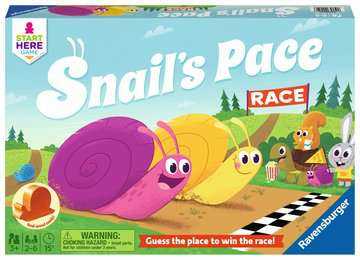 Snail s Pace Race Games;Children s Games - image 1 - Ravensburger