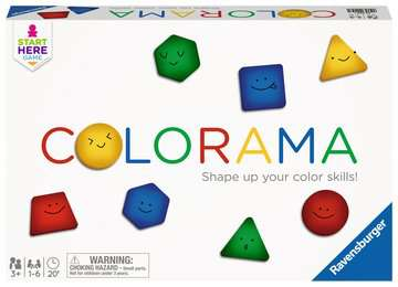 Colorama Games;Children's Games - image 1 - Ravensburger