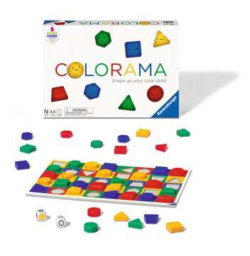 Colorama Games;Children's Games - image 2 - Ravensburger