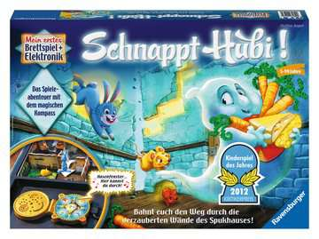 22093 Kinderspiele Schnappt Hubi! von Ravensburger 1