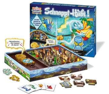 22093 Kinderspiele Schnappt Hubi! von Ravensburger 6