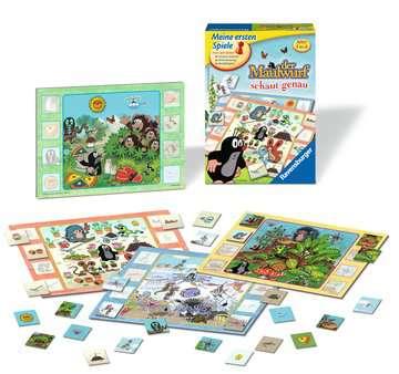 Der Maulwurf schaut genau Spiele;Kinderspiele - Bild 2 - Ravensburger