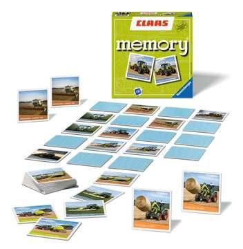 22171 Kinderspiele CLAAS memory® von Ravensburger 2