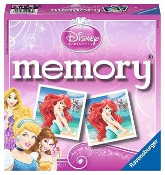 Disney Princess memory® Spil;Børnespil - Billede 1 - Ravensburger