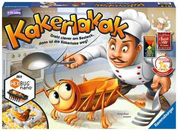 22212 Kinderspiele Kakerlakak von Ravensburger 1