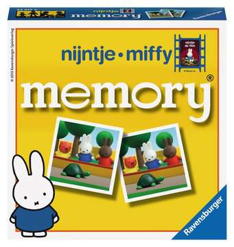 nijntje mini memory® Spellen;memory® - image 1 - Ravensburger