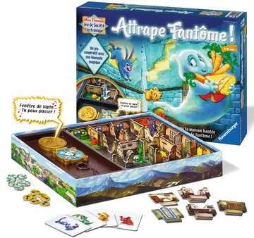 Attrape Fantôme Jeux de société;Jeux enfants - Image 3 - Ravensburger