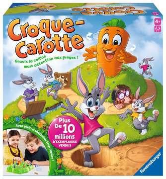 Croque Carotte Jeux de société;Jeux enfants - Image 1 - Ravensburger