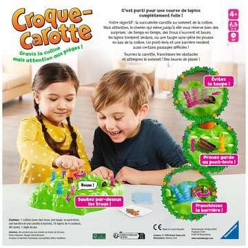 Croque Carotte Jeux de société;Jeux enfants - Image 2 - Ravensburger