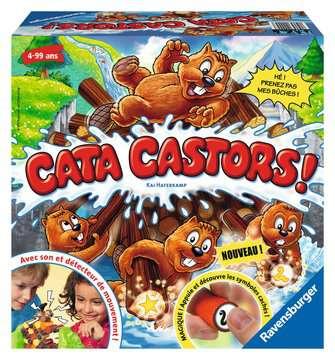 Cata castor ! Jeux;Jeux pour enfants - Image 1 - Ravensburger