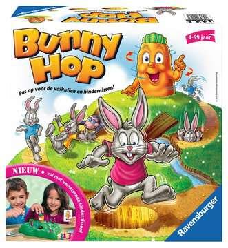 Bunny Hop Spellen;Vrolijke kinderspellen - image 1 - Ravensburger