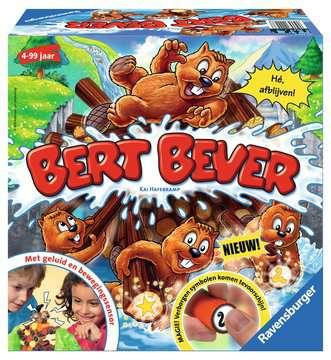 Bert Bever Spellen;Vrolijke kinderspellen - image 1 - Ravensburger