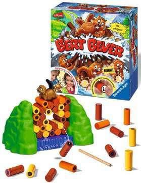 Bert Bever Spellen;Vrolijke kinderspellen - image 2 - Ravensburger