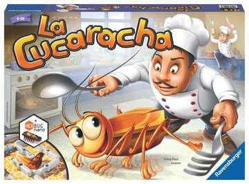 La Cucaracha Spellen;Vrolijke kinderspellen - image 1 - Ravensburger