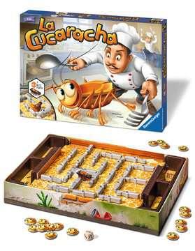 La Cucaracha Spellen;Vrolijke kinderspellen - image 2 - Ravensburger