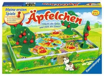 22236 Kinderspiele Äpfelchen von Ravensburger 1