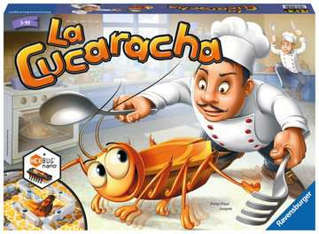 La Cucaracha Hry;Zábavné dětské hry - obrázek 1 - Ravensburger