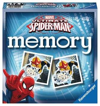 Ultimate Spider-Man memory® Giochi;Giochi educativi - immagine 1 - Ravensburger