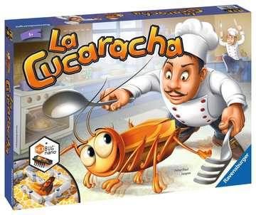 La Cucaracha Spil;Børnespil - Billede 1 - Ravensburger