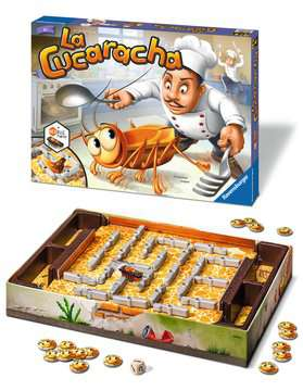 La Cucaracha Spil;Børnespil - Billede 2 - Ravensburger
