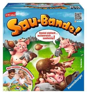 Sau-Bande! Spiele;Kinderspiele - Bild 1 - Ravensburger