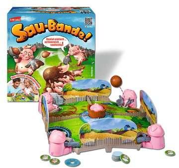 22267 Kinderspiele Sau-Bande! von Ravensburger 3