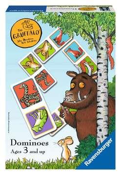 The Gruffalo Dominoes Games;Children s Games - image 1 - Ravensburger