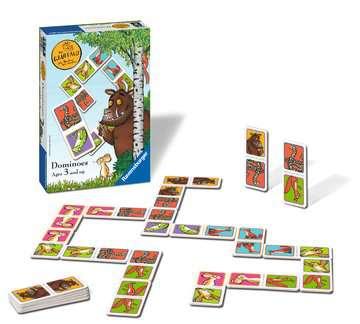 The Gruffalo Dominoes Games;Children s Games - image 2 - Ravensburger