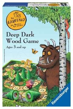The Gruffalo Deep Dark Wood Game Games;Children s Games - image 1 - Ravensburger