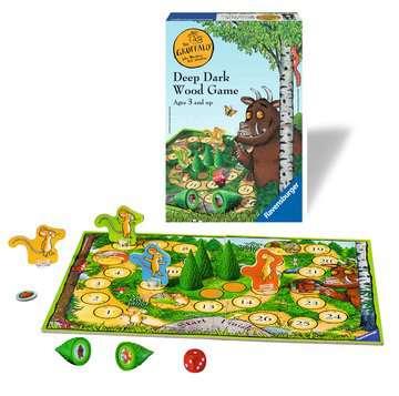 The Gruffalo Deep Dark Wood Game Games;Children s Games - image 2 - Ravensburger